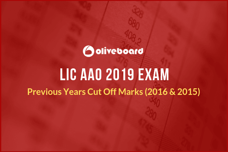 LIC AAO Previous Years Cutoff