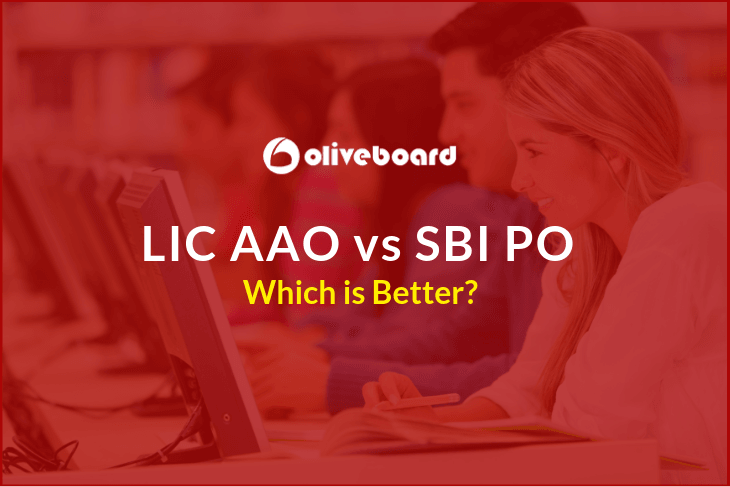 LIC AAO vs SBI PO
