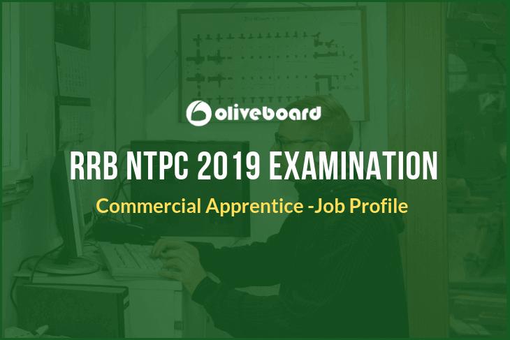 RRB NTPC Commercial Apprentice