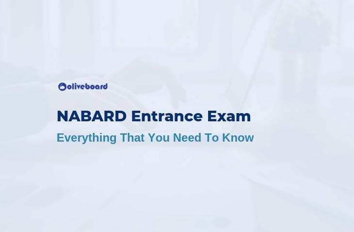 NABARD Entrance Exam
