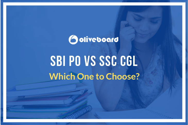 SBI PO vs SSC CGL