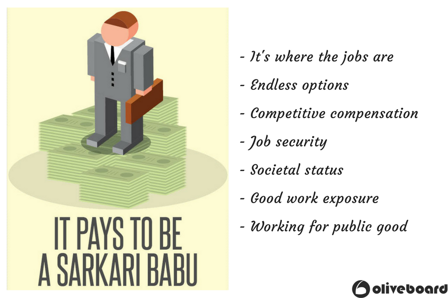 Career With A Government Job