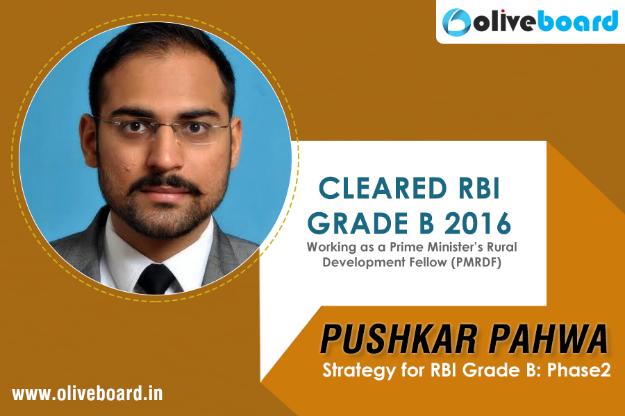 RBI Grade B Success Story