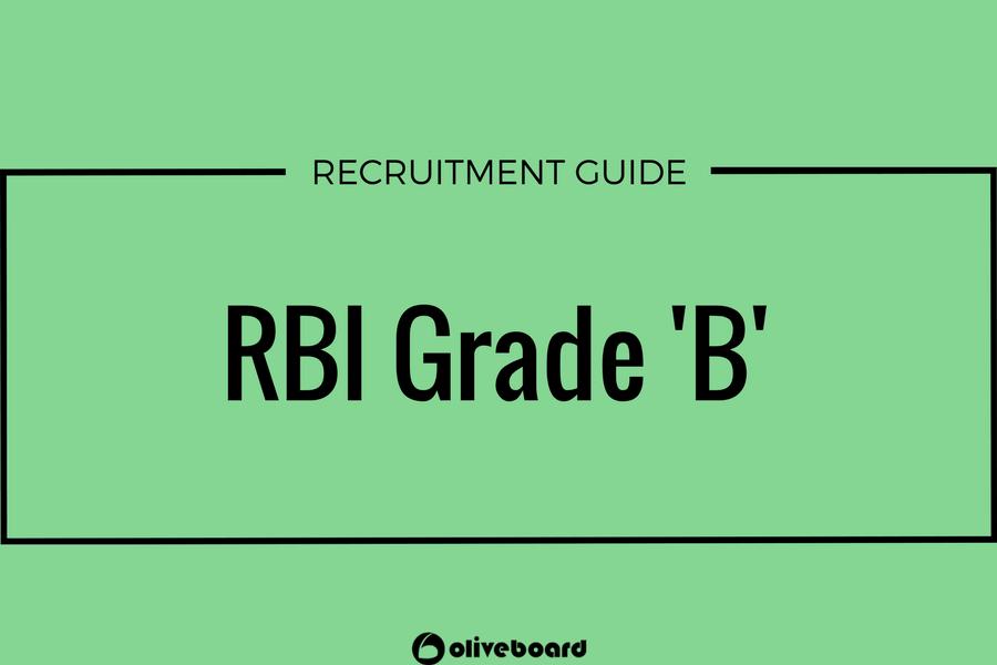 RBI Grade B Exam Details