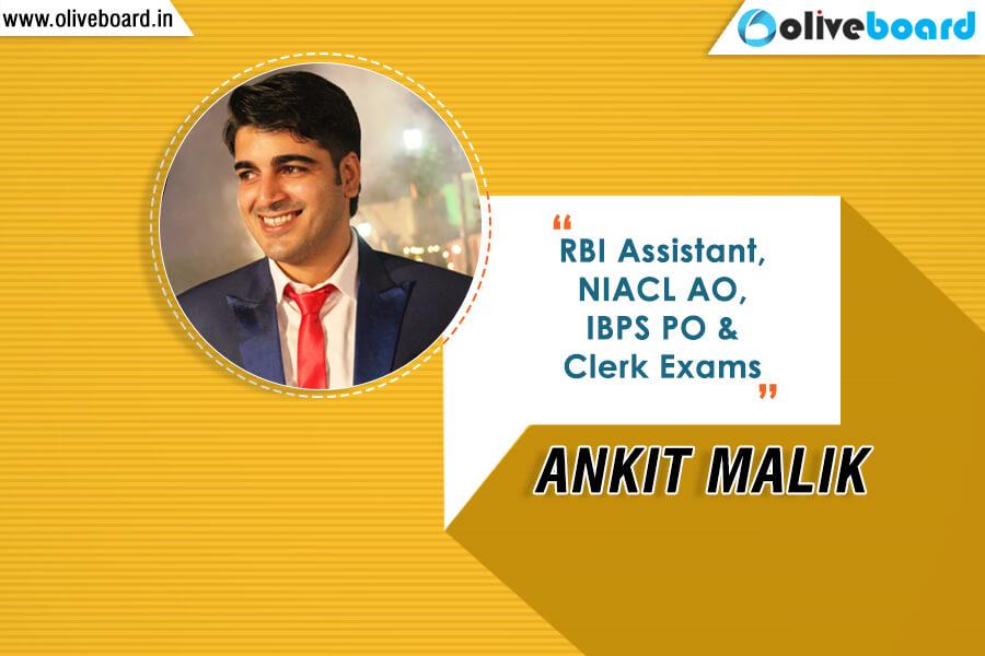 RBI Success Story - Ankit Malik
