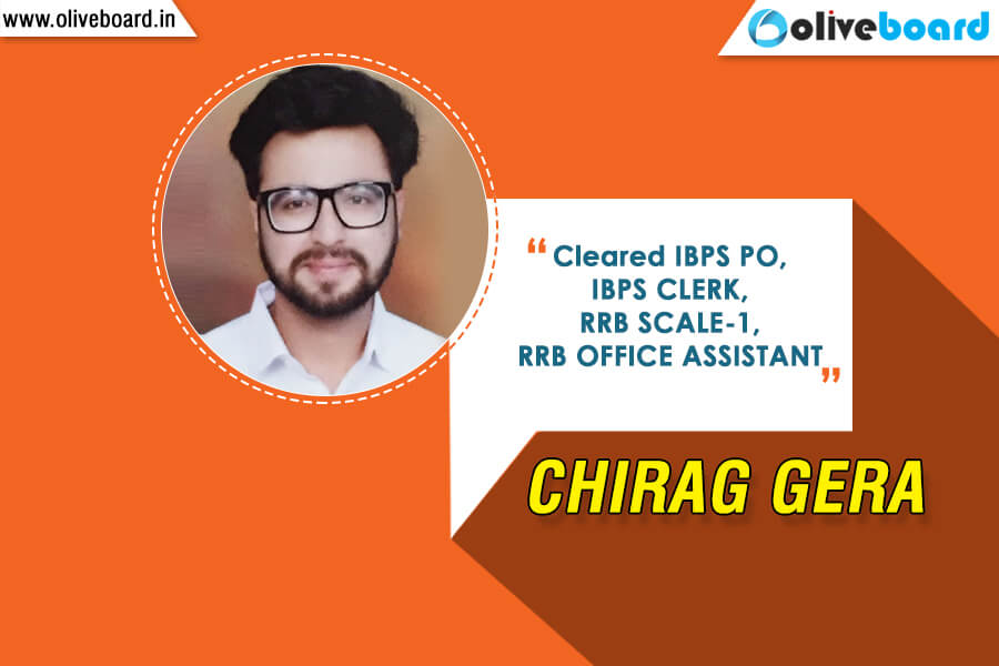 IBPS Success Story - Chirag Gera