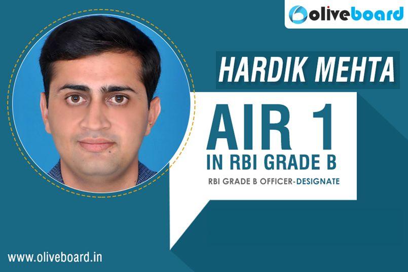 Hardik Mehta - Success Story