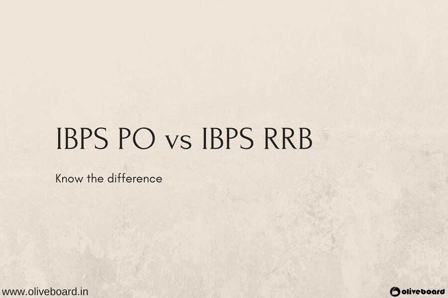 IBPS PO vs IBPS RRB
