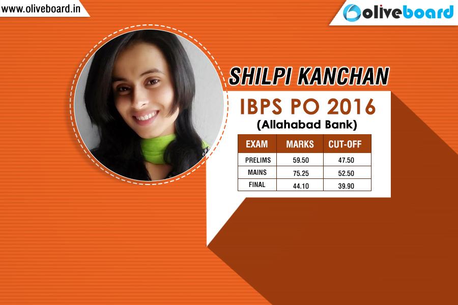 IBPS Success Story - Shilpi Kanchan