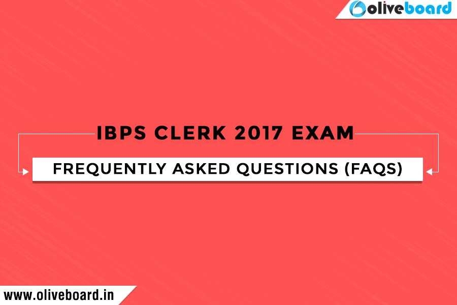 IBPS-Clerk-2017-Exam-FAQs