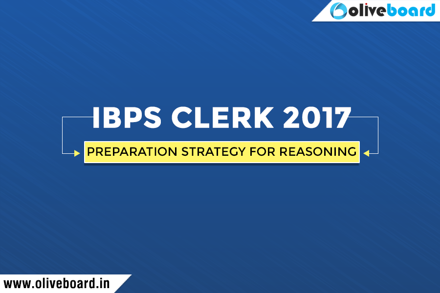 Reasoning in IBPS Clerk 2017