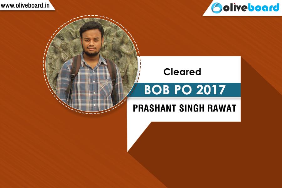 Bank PO Success Story - Prashant