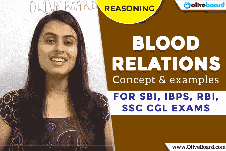 Blood Relation Reasoning Tips