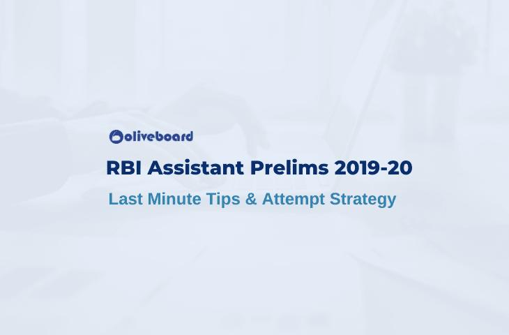 RBI Assistant Tips