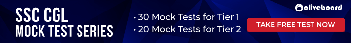 SSC CGL Mock Test Series