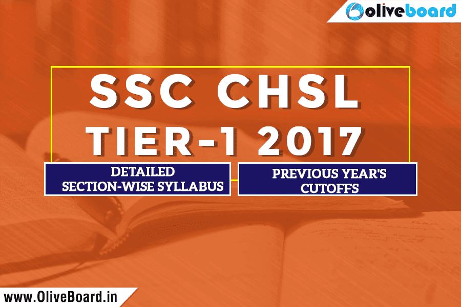 SSC CHSL Syllabus & Cutoffs