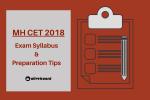 MH CET 2018 Exam Syllabus