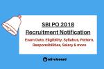 SBI PO 2018 Exam