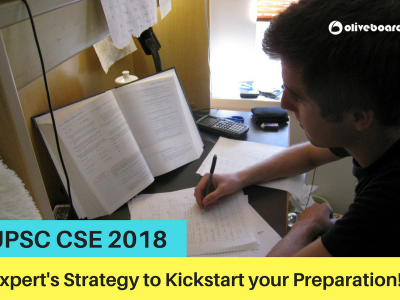 UPSC CSE 2018 Expert's Strategy