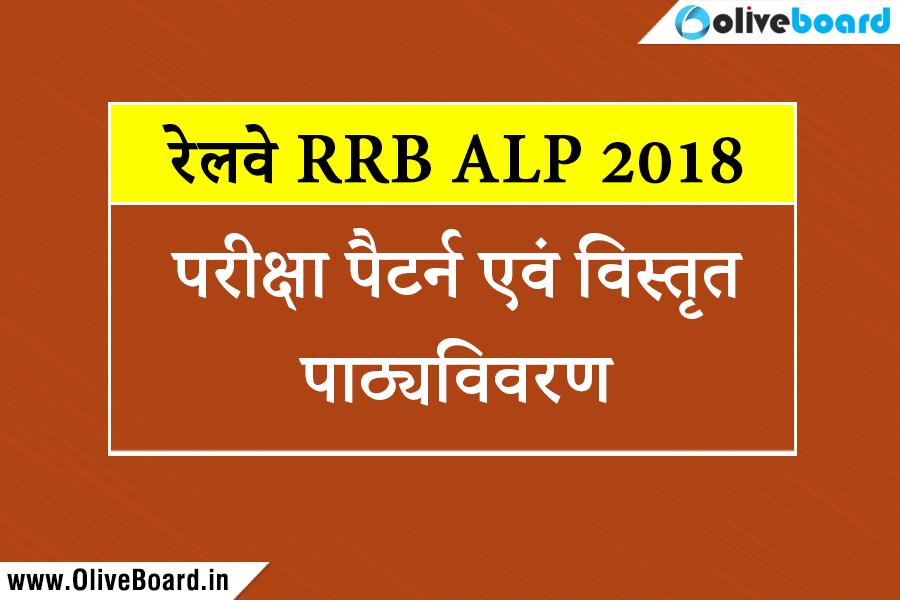 RRB ALP in Hindi