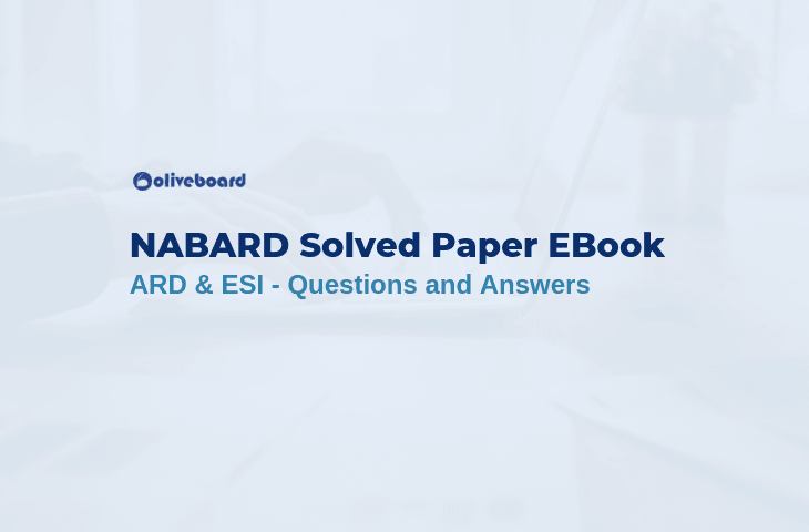 NABARD Solved Paper Ebook