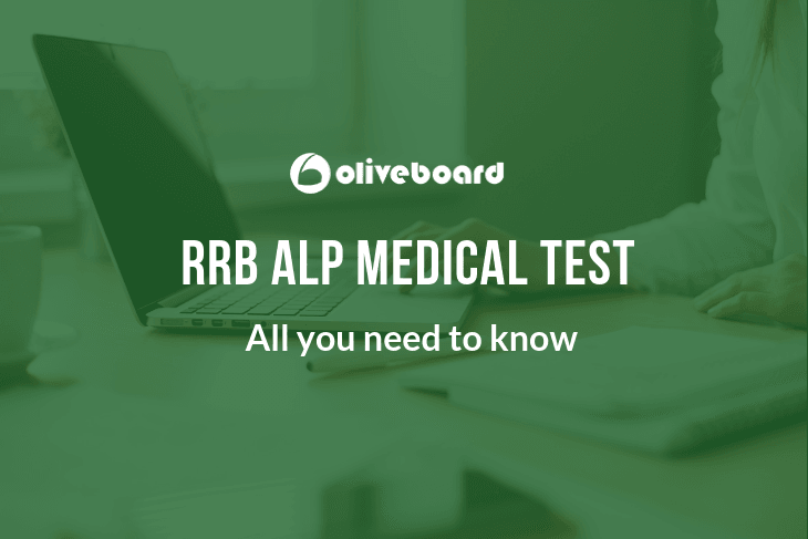 RRB ALP Medical Test 1