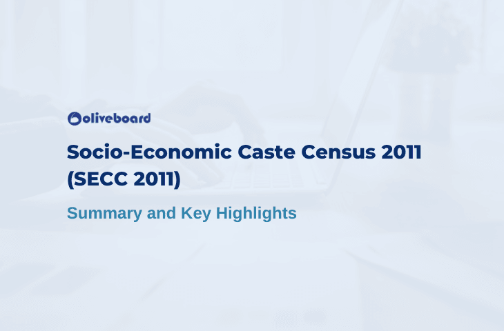 Socio-Economic Caste Census 2011 pdf