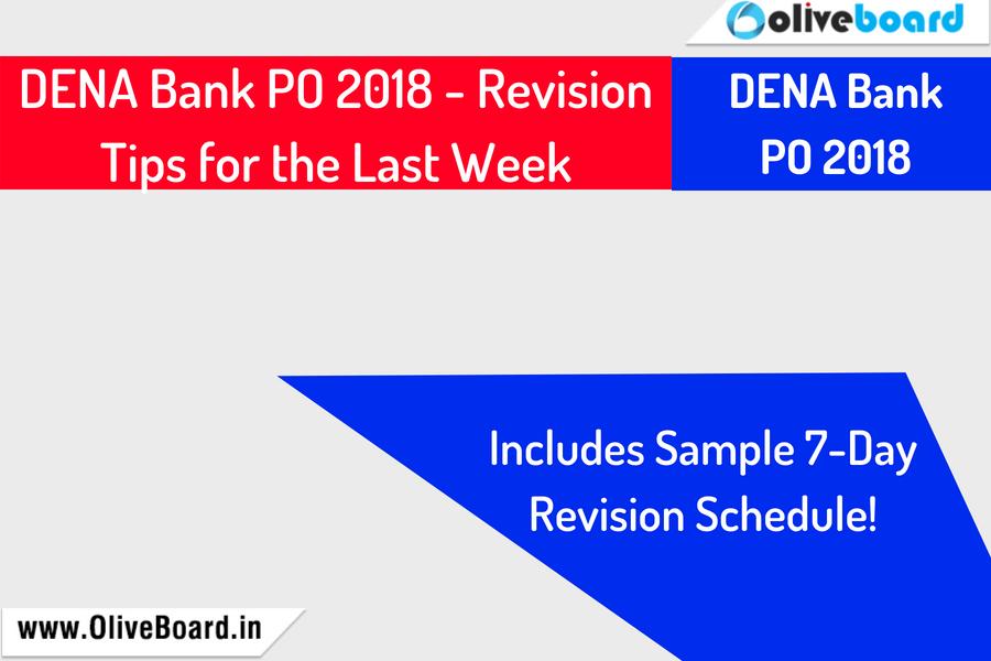 DENA Bank PO 2018