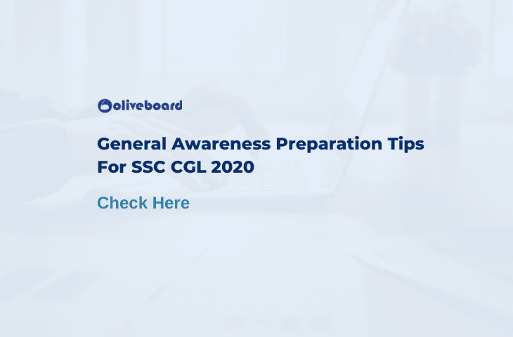 SSC CGL General Awareness