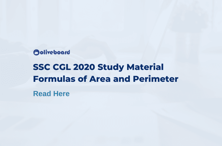 SSC CGL 2020 Study Material