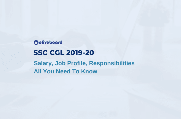 SSC CGL Job Profile
