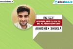 Success story of Abhishek Shukla
