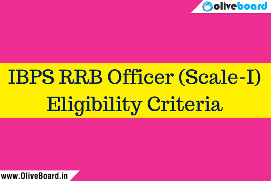 IBPS RRB Officer (Scale-I)