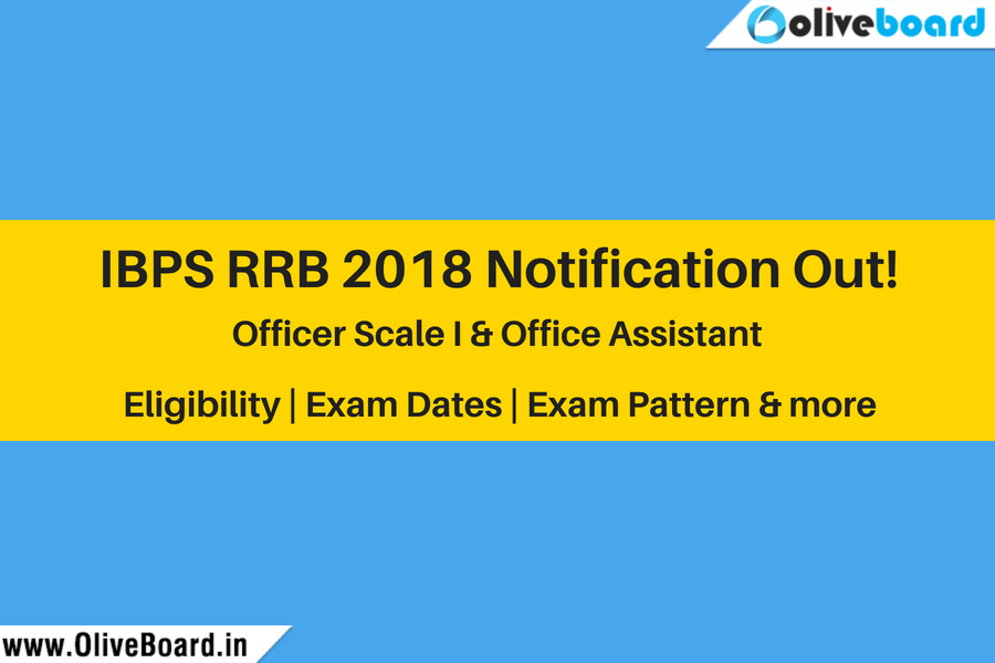 IBPS RRB Recruitment 2018 Notification Out