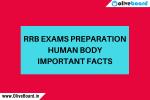 RRB Exams Preparation Human Body