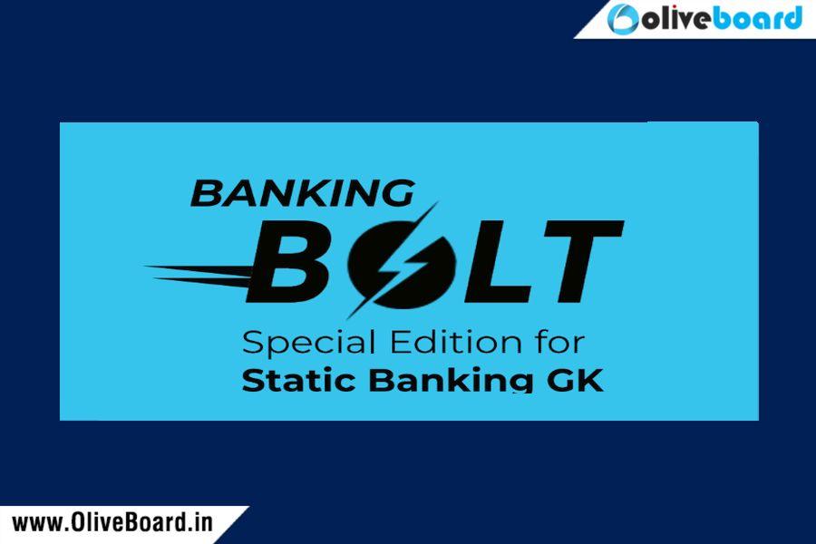 Banking Bolt