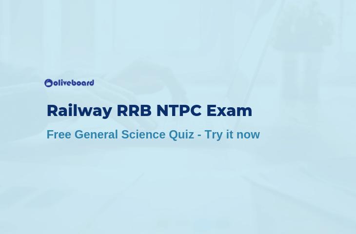 RRB NTPC General Awareness Quiz