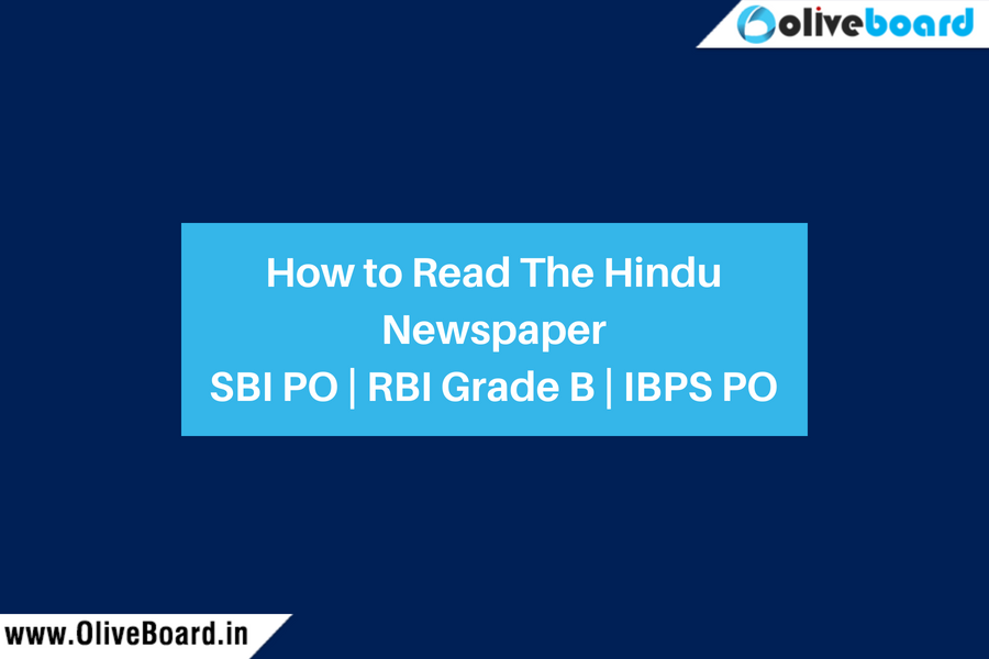 How to Read The Hindu Newspaper