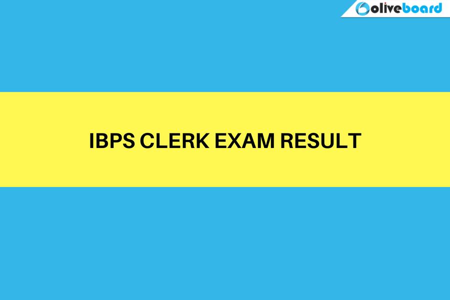 IBPS Clerk Exam Result