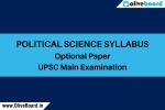Political Science Syllabus