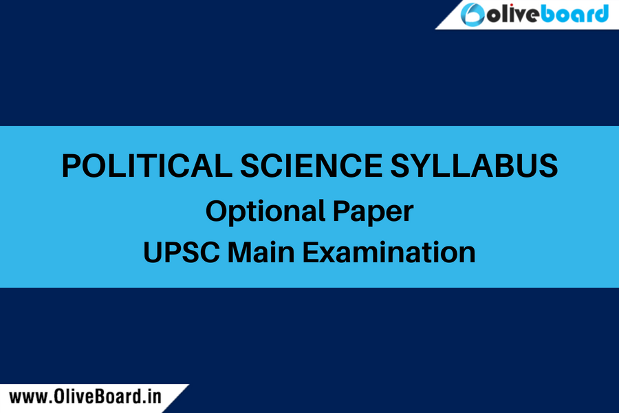 Political Science Syllabus