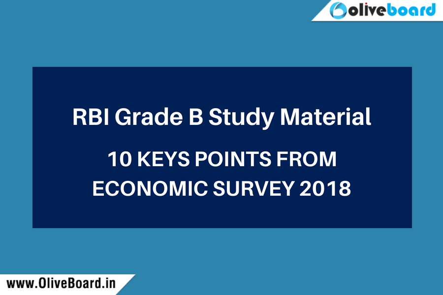 RBI Grade B Economics Study Material