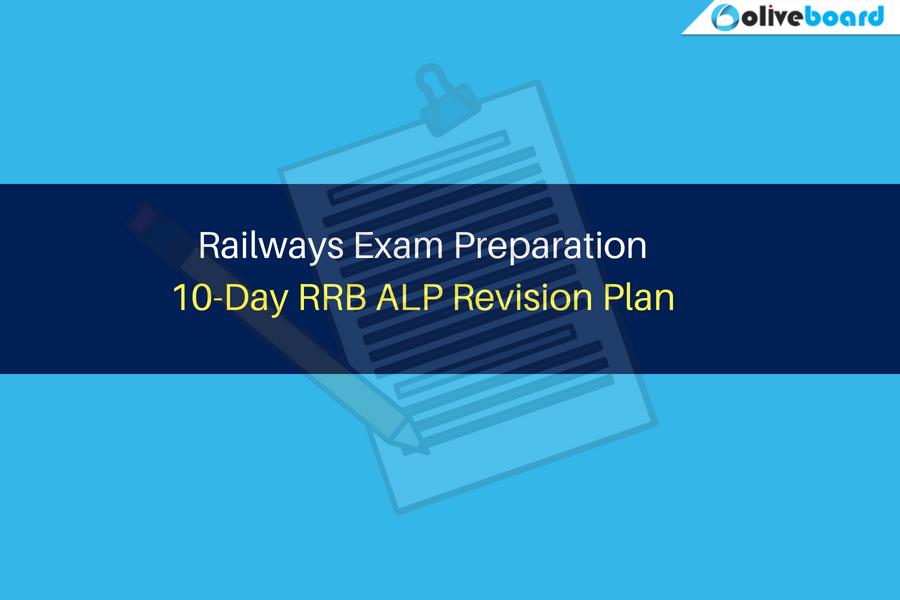 RRB ALP Revision Plan