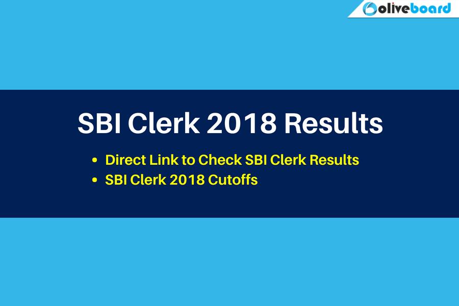 SBI Clerk 2018 Results