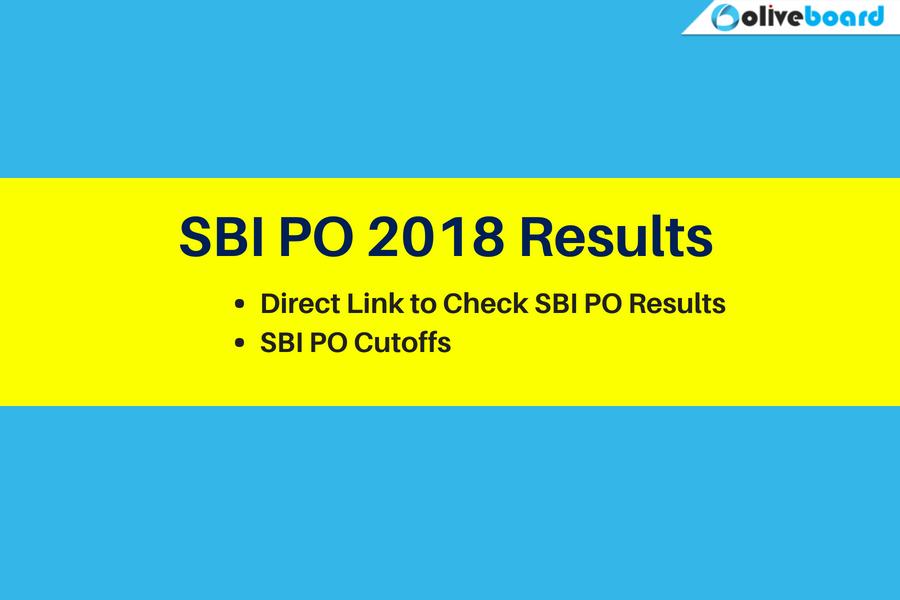 SBI PO Results