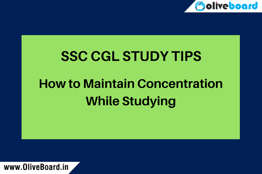 SSC CGL Study Tips