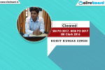 Success story of Rohit Kumar Singh