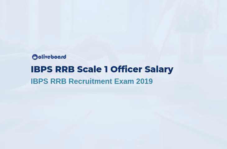 ibps rrb officer scale 1 salary