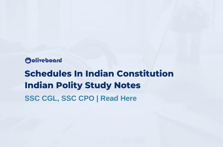 Polity Study Notes
