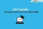 CAT Cutoffs